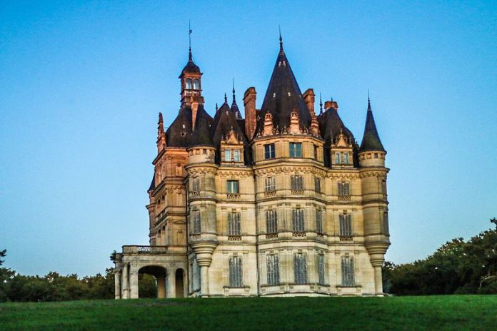best chateau hotels in france