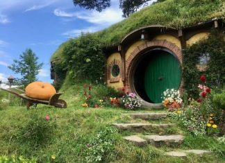 Hobbiton is one of the best things to do in auckland new zealand